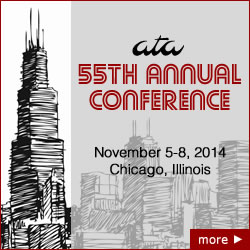 ATA's 55th Annual Conference in Chicago