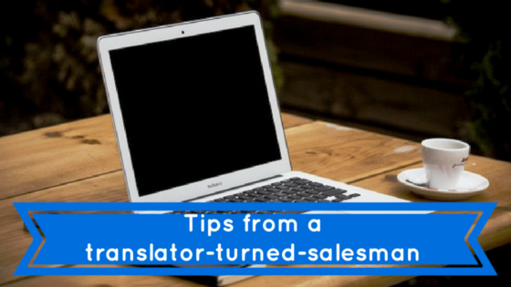 Translator-Turned-Salesman