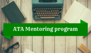 ATA Mentoring program