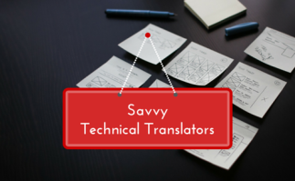 Savvy Technical Translators