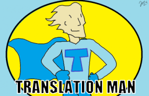 Seven Super Skills - Translation Man