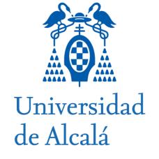 Universidad de Alcalá logo